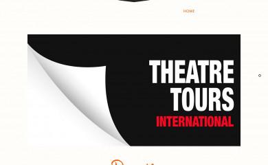 theatretours.com.au screenshot