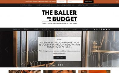 theballeronabudget.com screenshot