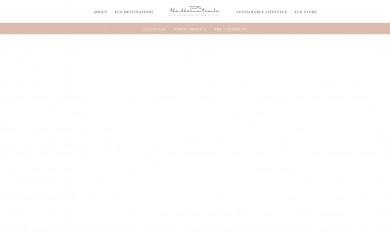 thedharmatrails.com screenshot