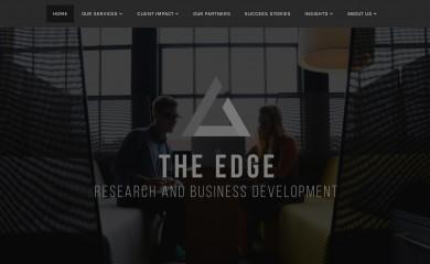 theedge.solutions screenshot