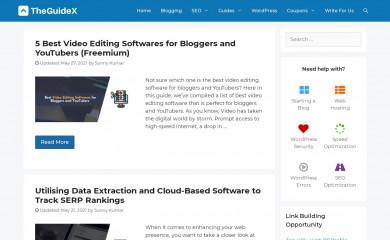 theguidex.com screenshot