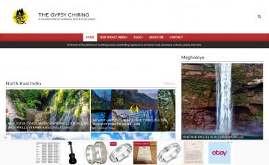 thegypsychiring.com screenshot