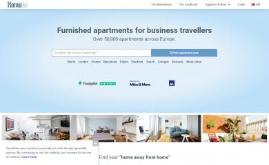 thehomelike.com screenshot