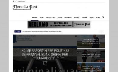therandapost.com screenshot