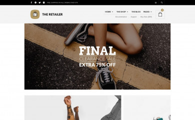 The Retailer Child screenshot