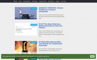 thetimecave.com screenshot