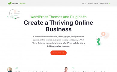 http://thrivethemes.com screenshot
