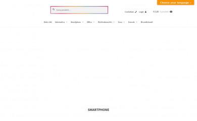 tigershop.it screenshot