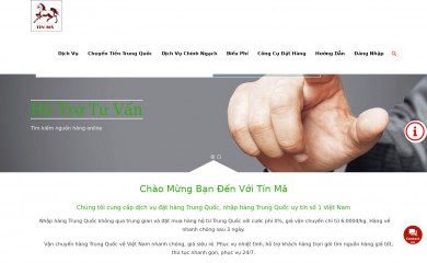 tinma.vn screenshot