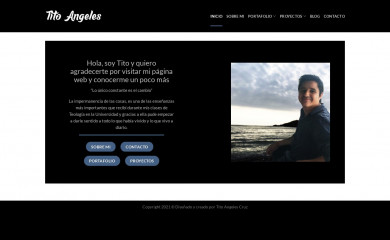 titoangeles.com screenshot
