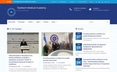 tma.uz screenshot