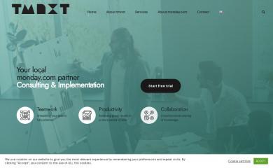 tmnxt.com screenshot