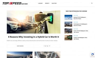 http://topspeedmotors.co screenshot