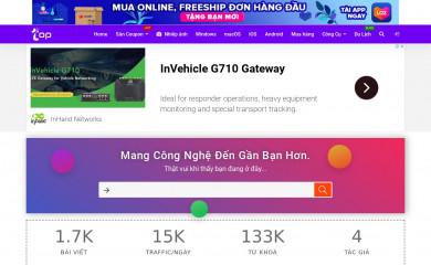http://topthuthuat.com screenshot