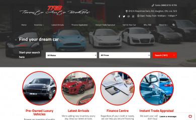 torontoautobrokers.com screenshot