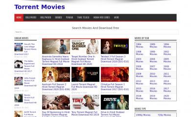 torrentmovies.co screenshot