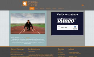 http://torreygray.com screenshot