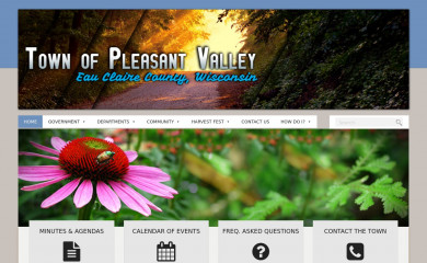http://townofpleasantvalley.com screenshot