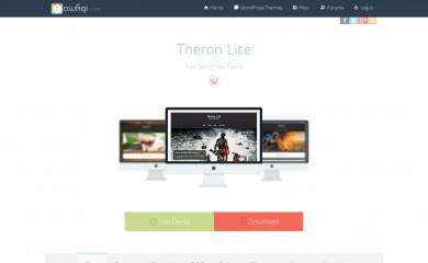 https://www.towfiqi.com/theron-lite-free-wordpress-theme.html screenshot