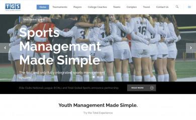 totalglobalsports.com screenshot