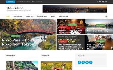 touryard.com screenshot