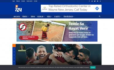tr724.com screenshot
