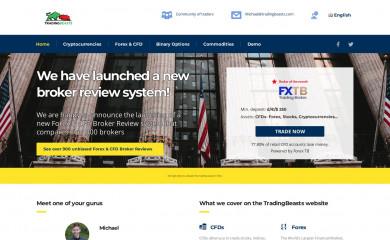 tradingbeasts.com screenshot