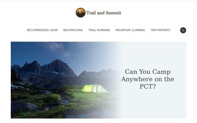 http://trailandsummit.com screenshot