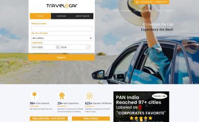 travelocar.com screenshot