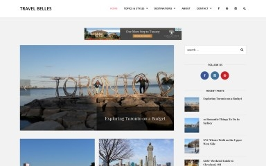 travelbelles.com screenshot