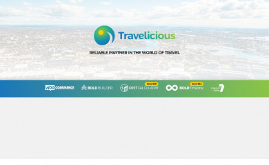 Travelicious screenshot