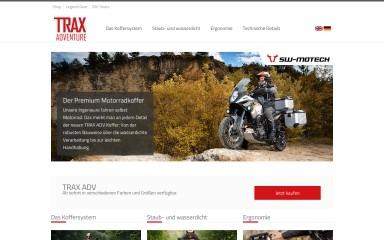 trax-adv.com screenshot