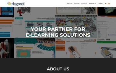 http://triagonal.net screenshot