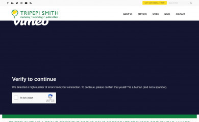tripepismith.com screenshot