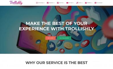 trollishly.com screenshot