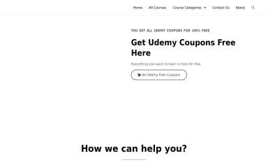 http://udemyoff.com screenshot