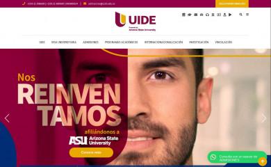 uide.edu.ec screenshot