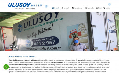ulusoynakliyat.com.tr screenshot
