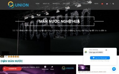 http://union.com.vn screenshot