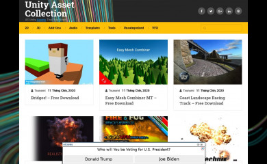 unityassetcollection.com screenshot