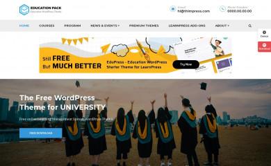 Education Pack screenshot