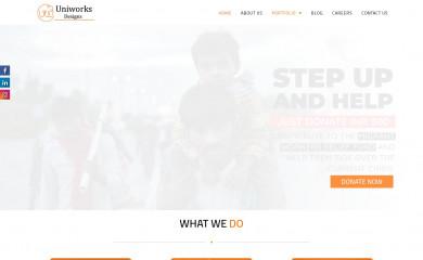 uniworksdesigns.com screenshot