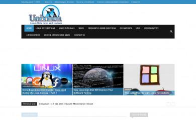 unixmen.com screenshot