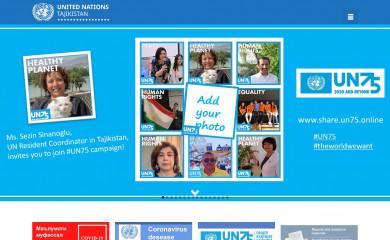untj.org screenshot