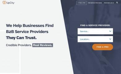 upcity.com screenshot