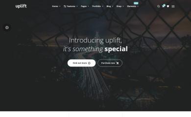 http://uplift.swiftideas.com screenshot