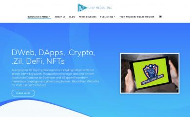 uplymedia.com screenshot