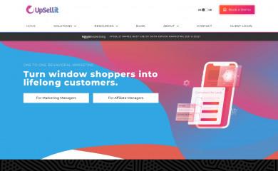upsellit.com screenshot