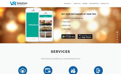 http://v2rsolution.com screenshot