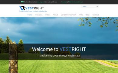 vestright.com screenshot